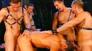 These hot muscular men are fucking hardcore and deeply!