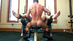 Bondage Boot Camp Workout